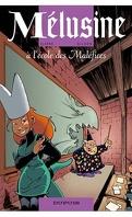Mélusine, Tome 11 : Mélusine à l'école des maléfices