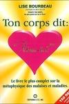 """couverture Ton corps dit : """"Aime-toi !"""""""