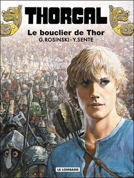 Couverture du livre : Thorgal, tome 31 :  Le Bouclier de Thor