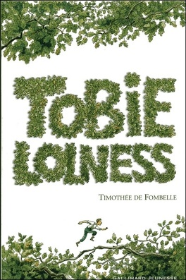 Couverture du livre : Tobie Lolness, Tome 1 : La Vie suspendue