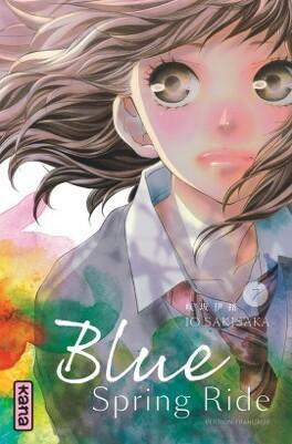 Couverture du livre : Blue Spring Ride, Tome 7
