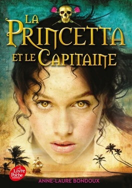 Couverture du livre : La Princetta et le Capitaine