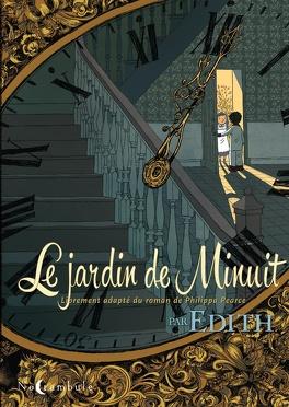 Couverture du livre : Le jardin de Minuit
