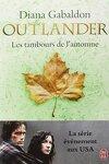 couverture Outlander, Tome 4 : Les Tambours de l'automne