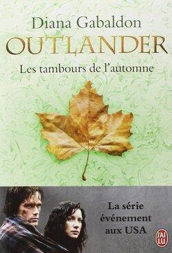Couverture de Outlander, Tome 4 : Les Tambours de l'automne