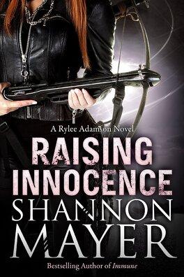 Couverture du livre : Rylee Adamson, Tome 3 : Raising Innocence