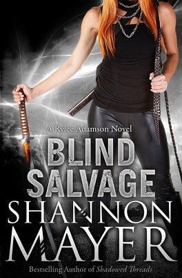 Couverture du livre : Rylee Adamson, Tome 5 : Blind Salvage