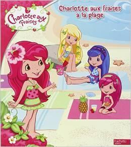 Couverture du livre : Charlotte au fraises à la plage
