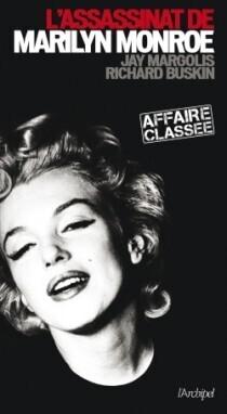 Couverture du livre : L'assassinat de Marilyn Monroe