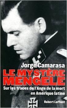 Couverture du livre : Le mystère Mengele