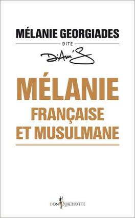 Couverture du livre : Mélanie, française et musulmane