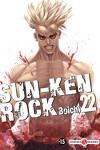 couverture Sun-Ken Rock, Tome 22