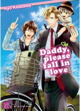 Couverture du livre : Daddy please fall in love