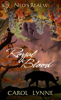 Couverture de Neo's Realm, Tome 4 : Royal Blood