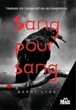Couverture du livre : I Hunt Killers, tome 3 : Sang pour sang