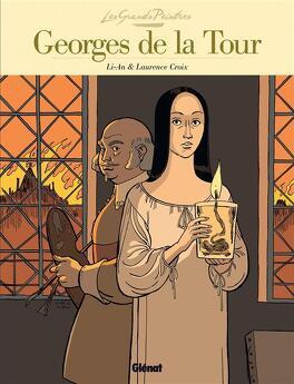Couverture du livre : Les Grands Peintres - Georges de la Tour
