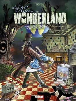 Couverture du livre : Little Alice in Wonderland, tome 2 : Tango Baïonnette