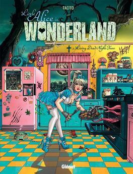 Couverture du livre : Little Alice in Wonderland, tome 3 : Living Dead Night Fever