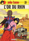 Yoko Tsuno, Tome 19 : L'Or du Rhin