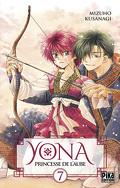Yona - Princesse de l'Aube, tome 7