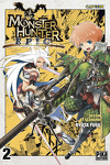 couverture Monster Hunter Epic, Tome 2
