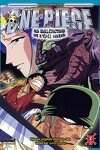 couverture One Piece - La malédiction de l'épée sacrée, tome 2