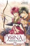 couverture Yona - Princesse de l'Aube, tome 7