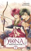 Yona, princesse de l'aube, Tome 7
