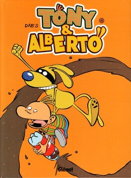 Couverture du livre : Tony & Alberto, tome 8 : Electrotoutou