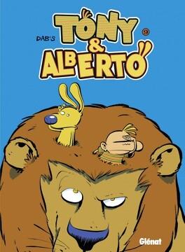 Couverture du livre : Tony & Alberto, tome 9 : Africanin