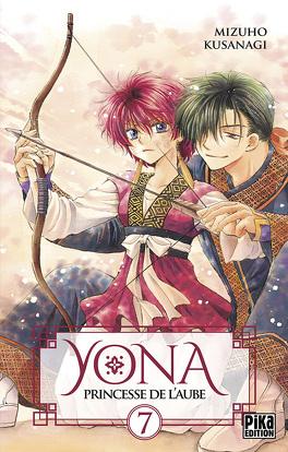 Couverture du livre : Yona, princesse de l'aube, Tome 7