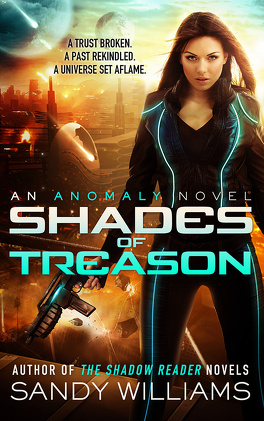 Couverture du livre : Anomaly, Tome 1 : Shades of Treason