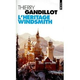 Couverture du livre : L'héritage Windsmith