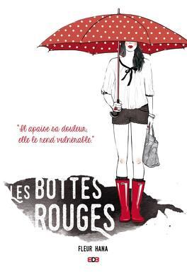 Couverture du livre : Les Bottes rouges