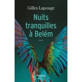 Couverture du livre : Nuits tranquilles à Belém