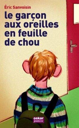 Couverture du livre : Le garçon aux oreilles en feuille de chou