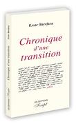 Chronique d'une transition