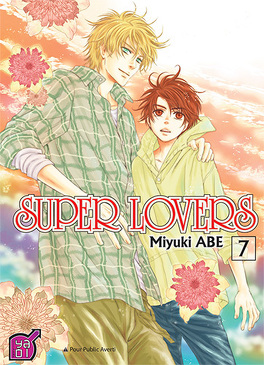 Couverture du livre : Super Lovers, tome 7