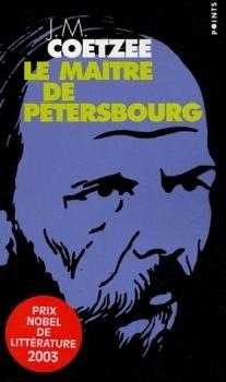 Couverture du livre : Le maître de Petersbourg