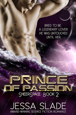 Couverture du livre : Sheerspace, Tome 2 : Prince of Passion