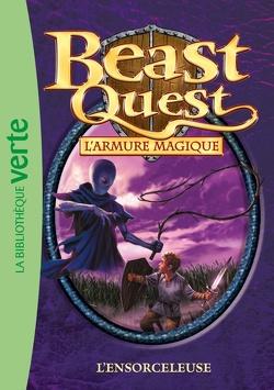 Couverture de Beast Quest, Tome 11 : L'ensorceleuse