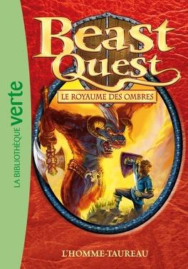 Couverture du livre : Beast Quest, tome 15 : L'homme-taureau