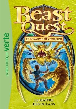 Couverture du livre : Beast Quest Tome 29 Le Maître des océans