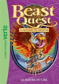 Couverture de Beast Quest Tome 30 Le Maître du ciel