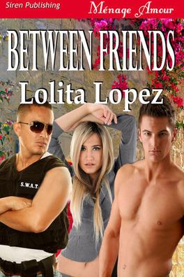 Couverture du livre : Between Friends