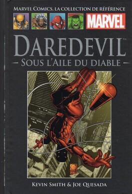 Couverture du livre : Daredevil, tome 1 : Sous l'aile du diable