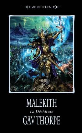Couverture du livre : La déchirure, Tome 1 : Malékith