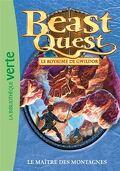 Beast Quest Tome 31 Le Maître des montagnes