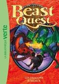 Beast Quest, Tome 7 : Les dragons jumeaux