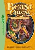 Beast Quest, tome 19 : Le seigneur des Eléphants